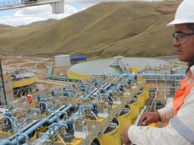Regiones recibieron más de S/. 1,732 millones en transferencias mineras en lo que va del año