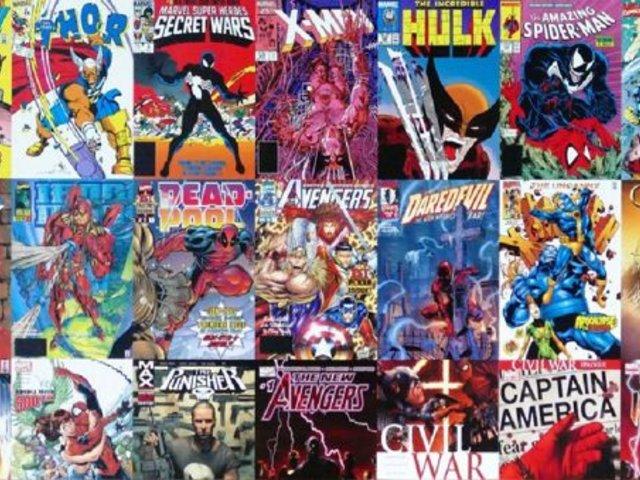 Historietas de Marvel, DC Cómics, entre otros pueden ser descargados gratis en forma digital