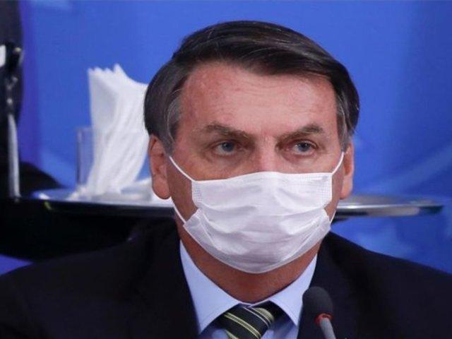 Brasil: Bolsonaro se somete a nueva prueba de coronavirus tras presentar síntomas