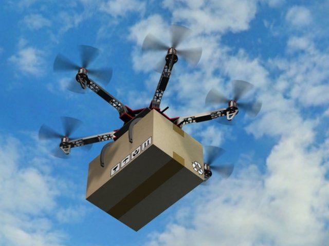 Bélgica: dron trató de llevar droga a reo en medio de la pandemia pero fracasó