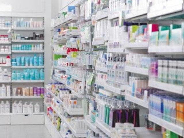 Breña: clausuran boticas y farmacias que vendían medicamentos vencidos y adulterados