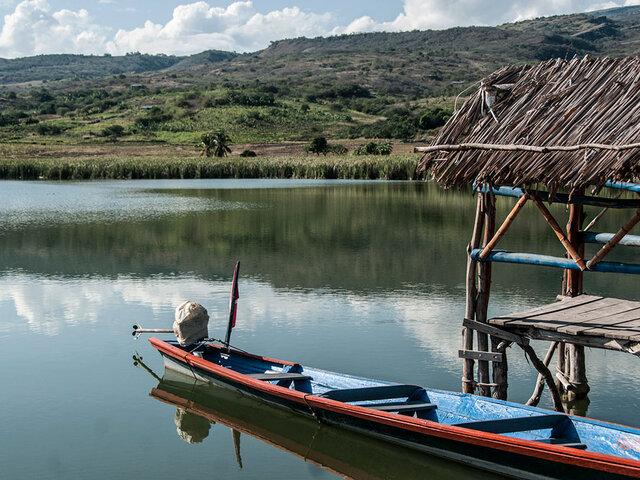 Amazonas: Laguna Burlan recupera biodiversidad gracias al aislamiento social