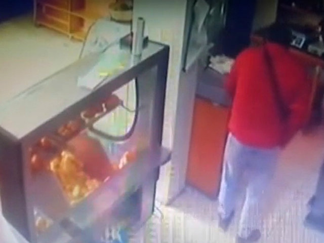Chorrillos: cámaras de seguridad registran robo en panadería