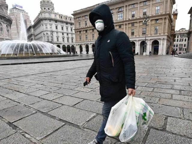 Covid-19: Gobierno italiano autorizaría viajes por el país tras controlar contagios