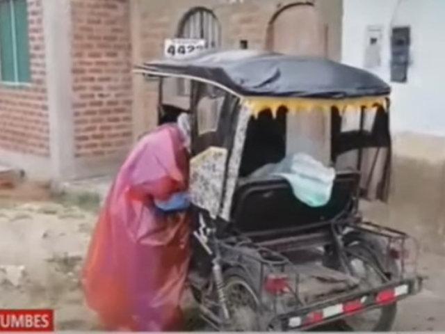 Tumbes: Hombre muere mientras recorría hospitales buscando oxígeno