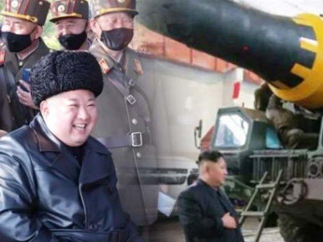 """Reaparece Kim Jong-Un y crece el misterio sobre la """"nueva arma estratégica"""" de Corea del Norte"""