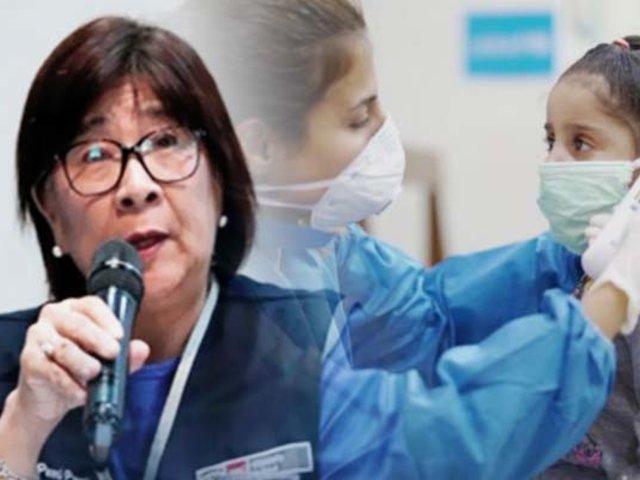 """Viceministra de Salud Pública: """"En Piura y Loreto los niños no podrán salir todavía"""""""