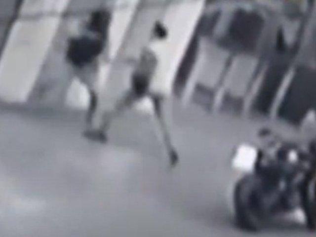 SMP: médico fue baleado durante asalto en pleno estado de emergencia