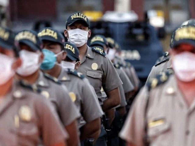 Ministro Montoya: Unos 90 mil policías brindarán seguridad durante Fiestas Patrias