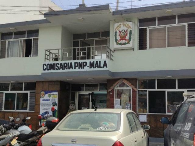 [VIDEO] Refuerzan con más de 40 efectivos comisaría de Mala tras evacuar agentes con COVID-19