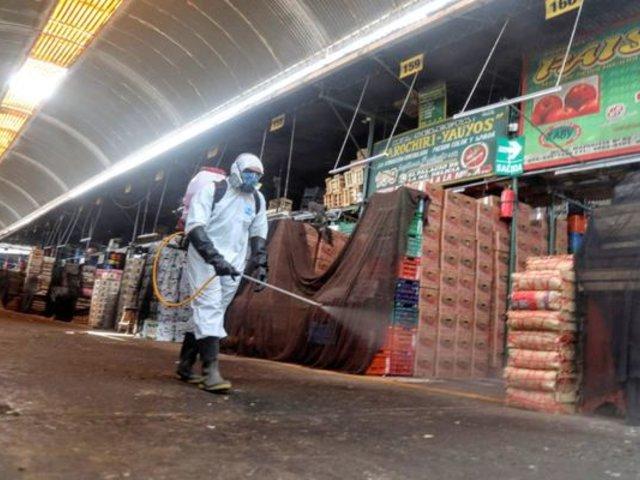 La Victoria: Mercado de Frutas no reabriría sus puertas este martes
