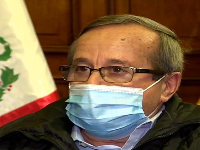 Miraflores: alcalde Luis Molina reveló que venció al COVID-19
