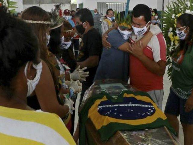 Brasil se convirtió en el tercer país con más contagiados por COVID-19 del mundo