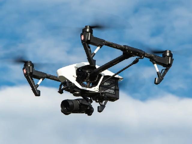 Sistema de monitoreo con drones permite conocer calidad del aire y prevenir enfermedades como el coronavirus
