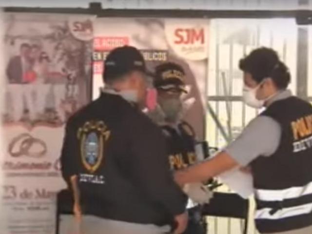 Intervienen Municipalidad de SJM por presuntas irregularidades en compras de canastas.