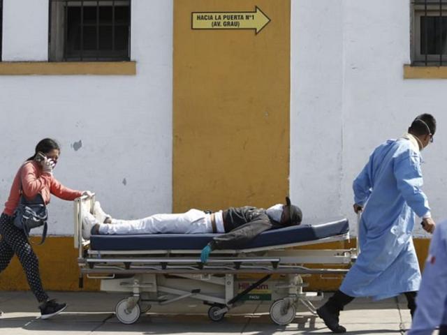 La OPS advierte que se vienen semanas difíciles para Perú, Brasil, Chile y México