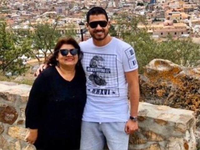 Terrible: madre de Erick Delgado falleció por coronavirus