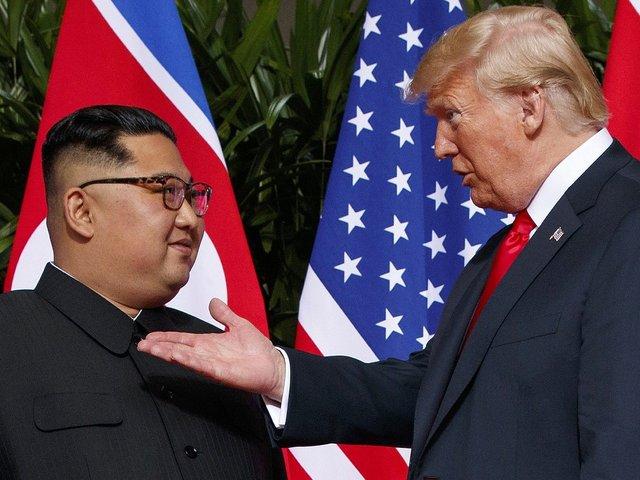 """Rusia: """"No habrá diálogo entre EEUU y Corea del Norte hasta noviembre"""""""