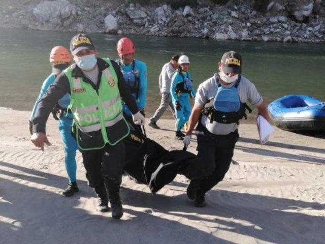 Cusco: hallan cadáver en río Vilcanota de joven desaparecido hace una semana