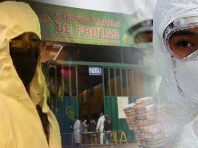 El Mercado Mayorista de Frutas reabre sus puertas en La Victoria