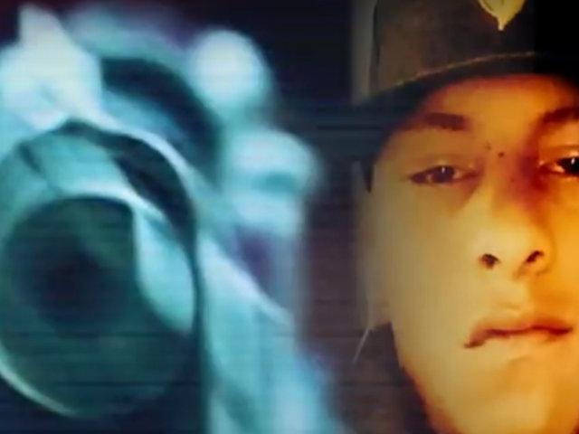 """Capturan a peligroso sicario integrante de la banda """"los intocables de Barrios Altos"""""""