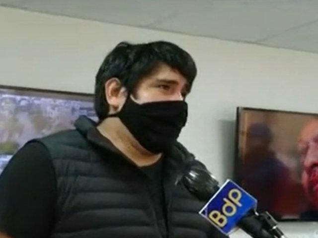 "Alcalde de Magdalena: ""se presentó denuncia contra ambulantes agresores"""