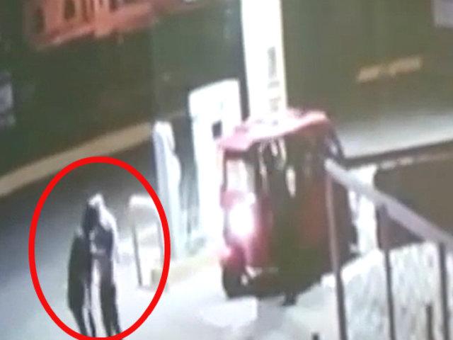 Chincha: delincuentes roban más de S/.1000 soles de un grifo