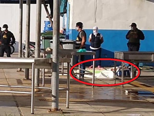 Iquitos: comerciante es asesinado de un balazo en la cabeza tras resistirse a robo