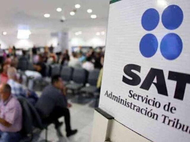 SAT anunció una serie de descuentos y beneficios en impuesto predial, vehicular y papeletas