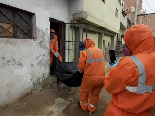 Funerarias contratan a venezolanos para recojo de fallecidos por la COVID-19
