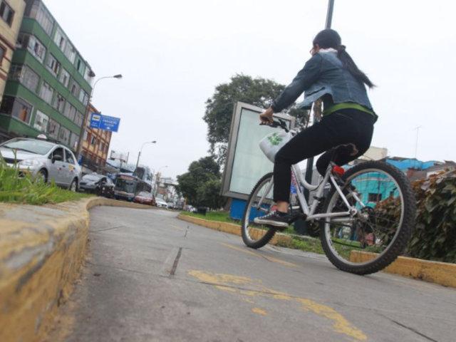 Coronavirus en Perú: Ciclistas piden participar en plan para organizar red de ciclovías