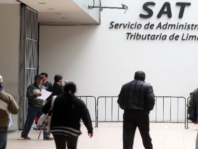 SAT ofrece hasta 85% de descuentos en multas y papeletas