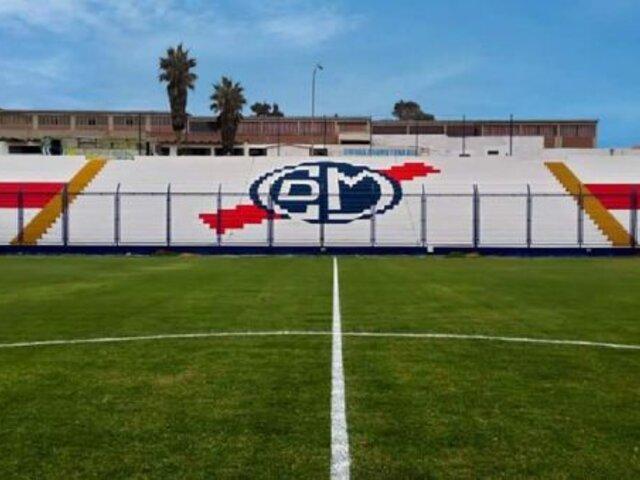 Deportivo Municipal muestra el gran cambio del estadio Iván Elías Moreno