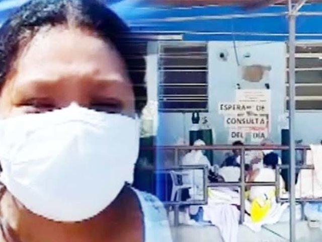 Piura y Ucayali piden auxilio en los días más duros de la pandemia