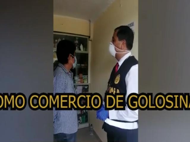 El Agustino: intervienen boticas y hallan medicamentos vencidos y mascarillas hurtadas