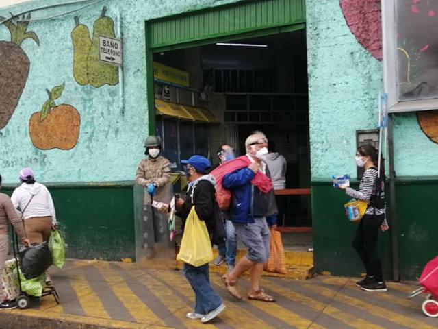 Reapertura de mercado Caquetá: solo 103 de 333 puestos reiniciaron ventas