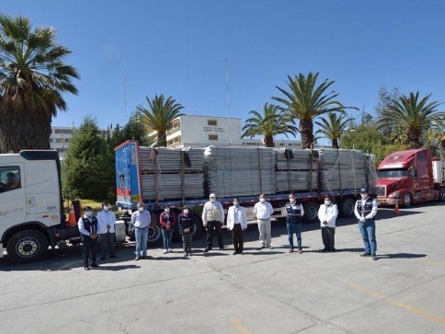 Arequipa: Instalarán dos hospitales temporales en los hospitales Honorio Delgado y Goyeneche