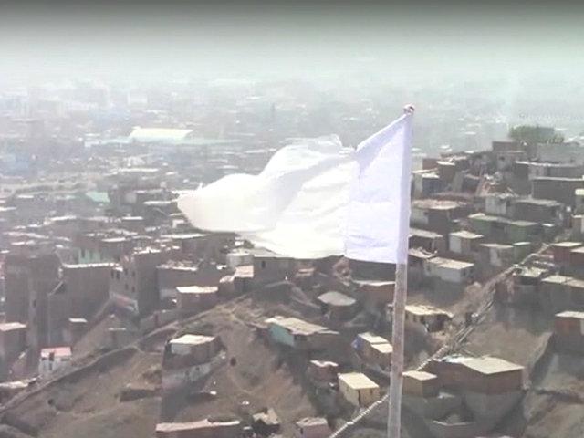 Hambre y frío en alturas del Rímac: vecinos reclaman que no reciben bono ni víveres