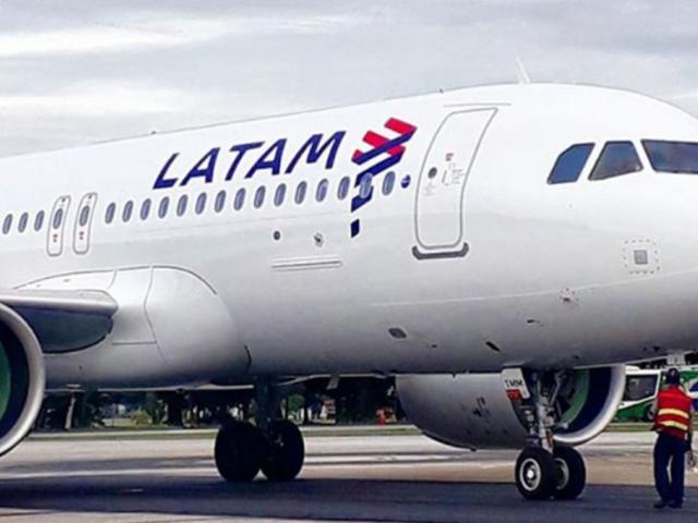 Latam anuncia reinicio de vuelos en Perú a partir de julio