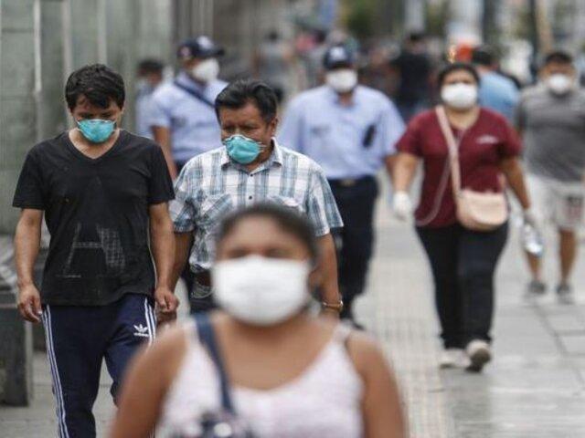 """Walter Martos: """"Gran mayoría de peruanos se está comportando de manera responsable"""""""