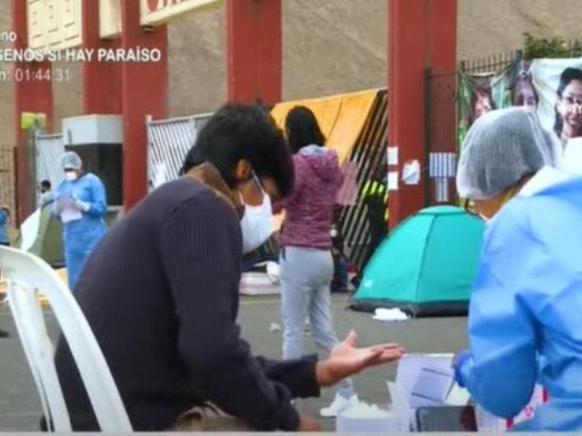 Alumnos de San Marcos piden retornar a sus residencias universitarias