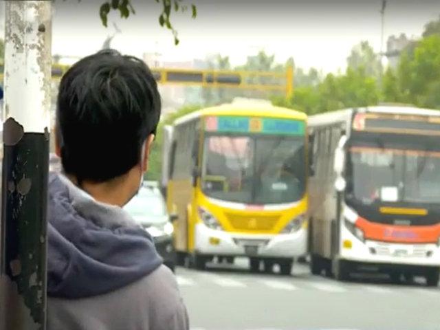 Gremios de transporte urbano suspenden paro convocado para este 28 de mayo