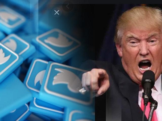 Donald Trump amenaza con 'cerrar' redes sociales