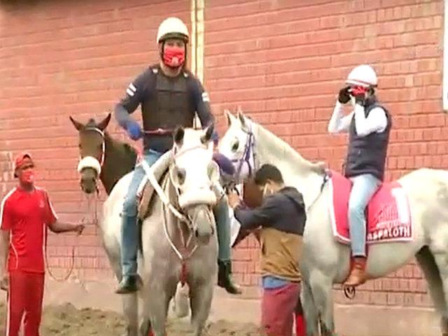 Hipódromo del Jockey Club: piden al Gobierno el reinicio de actividades