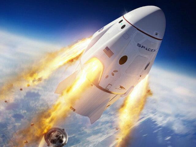 Nasa y Space X se preparan para lanzar vuelo tripulado al espacio