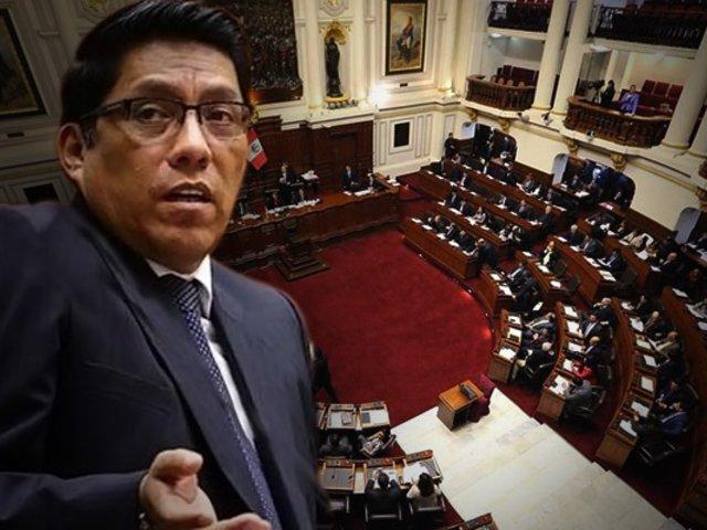 Congreso: Junta de Portavoces acordó un solo voto de confianza para gabinete Zeballos