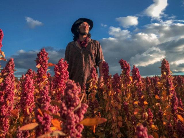 Músico apurimeño presenta canción en 8D para viajar por el Perú desde casa