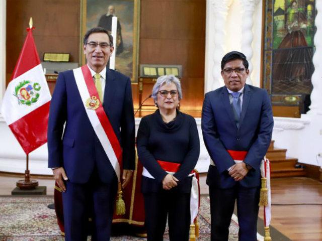 Caso 'Richard Swing': Comisión de Cultura impulsará interpelación contra ministra Guillén