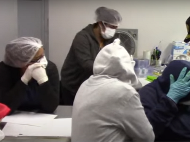 SMP: intervienen laboratorio clandestino donde elaboraban ivermectina adulterada