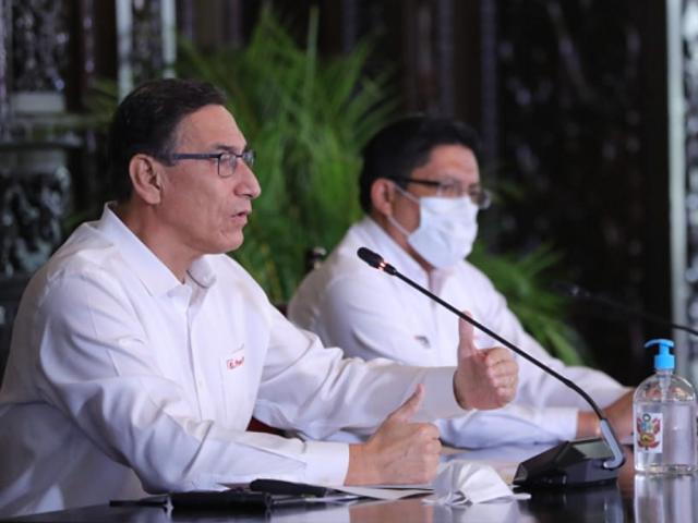"""César Gutiérrez: """"Reactiva Perú ha originado una fisura en el Gabinete"""""""